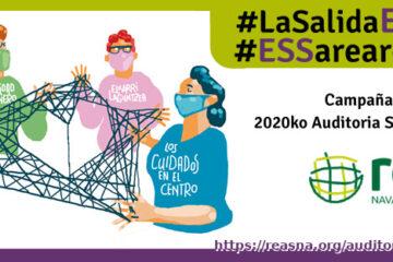 Presentación datos de Auditoría Social de REAS Navarra
