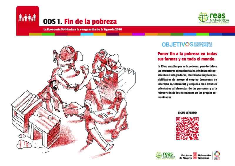 ODS1-Poner fin a la pobreza en todas sus formas y en todo el mundo