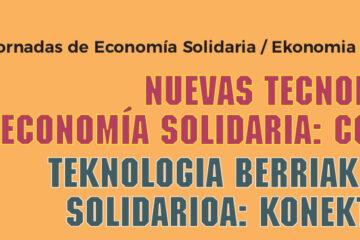 2021eko-jardunaldiak – Teknologia berriak eta ekonomia solidarioa