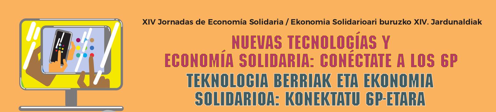 Jornadas 2021 – Nuevas tecnologías y Economía Solidaria