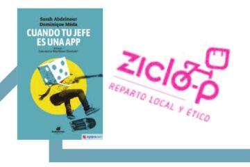 Libro Cuando tu jefe... y logo Ziclo-P