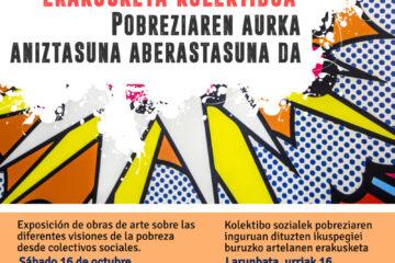 Exposición: Contra la pobreza, la diversidad es riqueza